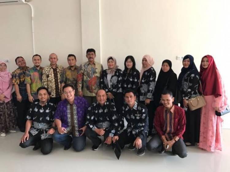 Pengurus Ikatan Notaris Indonesia di Inhil Resmi Dikukuhkan dan Diketuai Isra Samianty SH